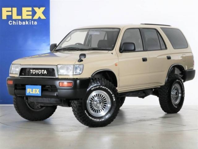 トヨタ 2.7 SSR-X 4WD US仕様 SDナビ 2インチUP