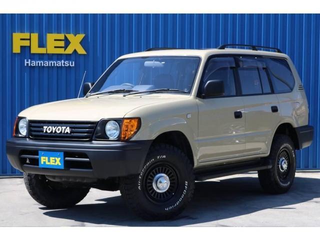 トヨタ 2.7 TX リミテッド 4WD ベージュNEWペイント