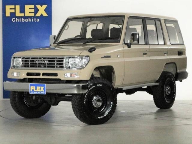 トヨタ 3.0 SX ディーゼルターボ 4WD NOX・PM法適合車