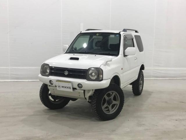 スズキ 660 XG 4WD リフトアップ