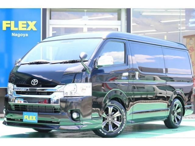 トヨタ 2.7 GL ロング ミドルルーフ TSS付アレンジAS