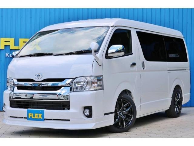 トヨタ 2.7 GL ミドルルーフ TSS付 シートアレンジVer2