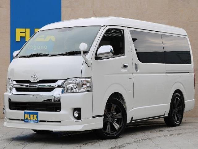 トヨタ GL オリジナル内装架装アレンジR1 4WD TSS付