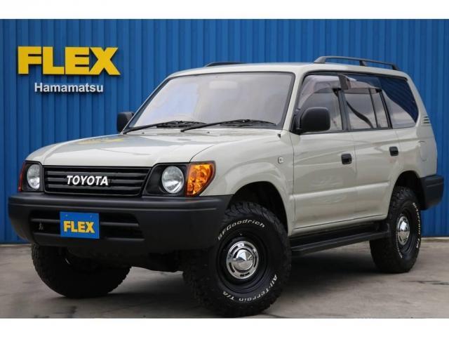 トヨタ 2.7 TX LTD 4WD デザートカーキNEW 新品ナビ