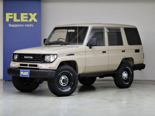 トヨタ クラシックスタイル EX ディーゼルターボ 4ナンバー登録可