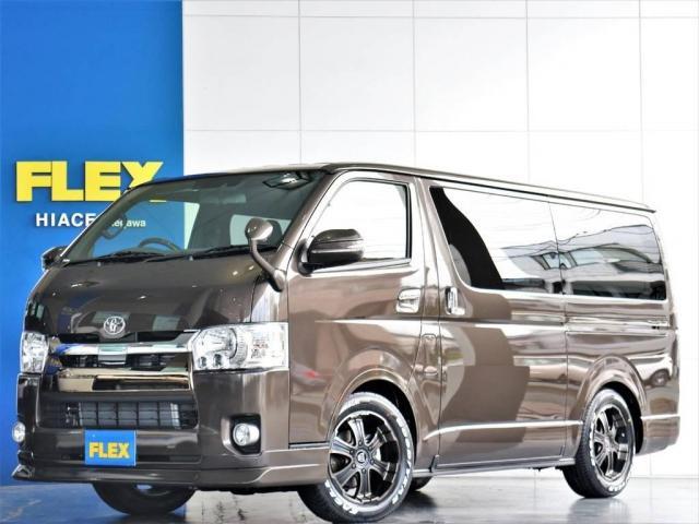 トヨタ 2.8 S-GL 50周年特別仕様車ディーゼル4WDベッド付