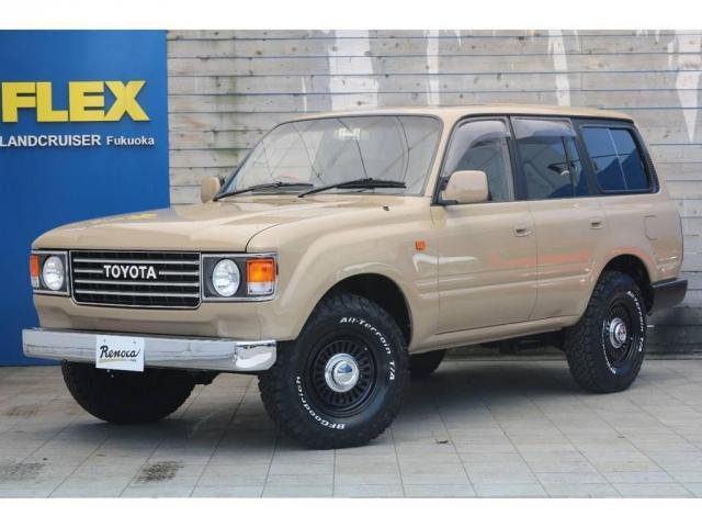 トヨタ 4.5 VXリミテッド 4WD LC60フェイス換装