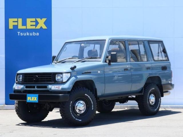 トヨタ 3.0 SX ディーゼルターボ 4WD アンヴィル ナロー