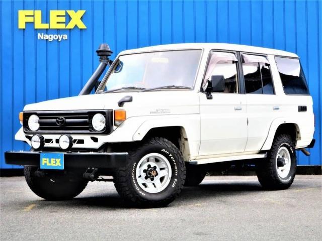 トヨタ 4.2 ZX ディーゼル 4WD