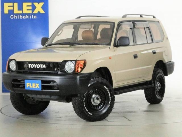 トヨタ 2.7 TX 4WD ナロー仕様 内装ベージュ