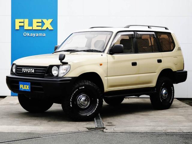 トヨタ 2.7 TX 4WD