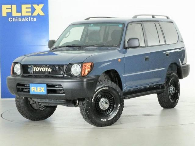 トヨタ 2.7 TX 4WD ナロー仕様 2インチUP