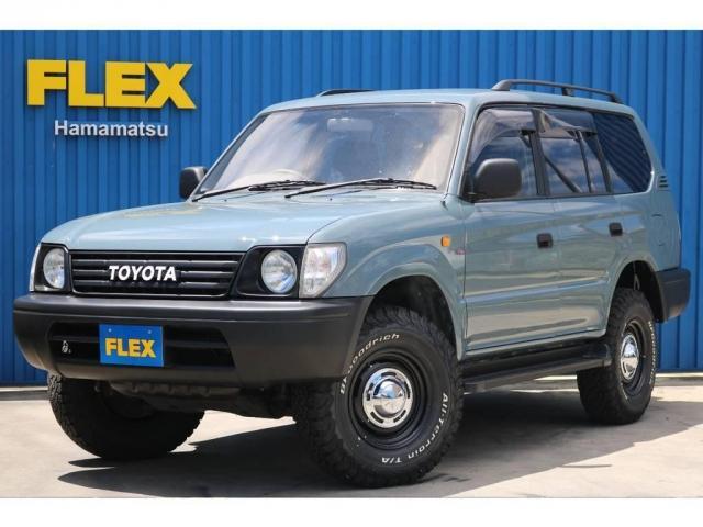 トヨタ 2.7 TX リミテッド 4WD アンヴィルNEWペイント