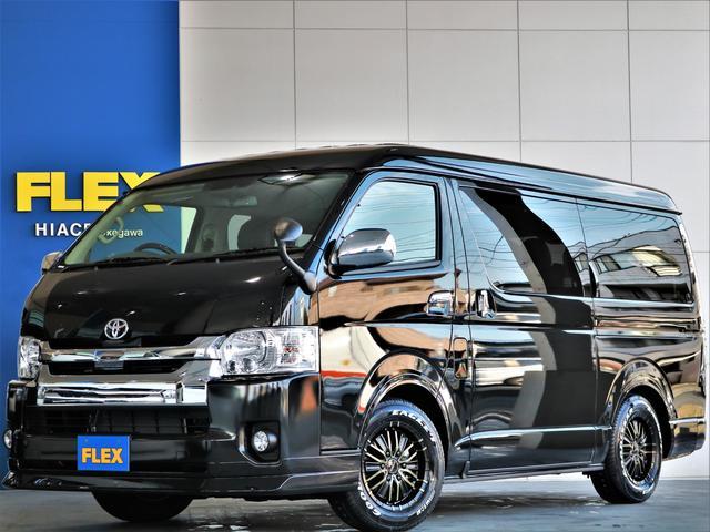トヨタ 2.7 GL ロング 4WD バージョンII内装架装