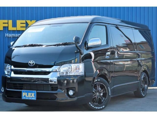 トヨタ GL ロング ミドルルーフ フレックスVer2 TSS付