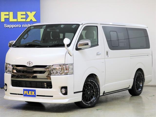トヨタ ダークプライムII FLEXベッドキット ナビ ETC