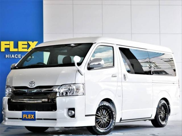 Photo of TOYOTA HIACE VAN  / used TOYOTA