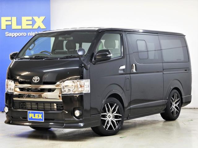 トヨタ FLEX Ver4 DP2内装架装 BIG-X 専用床張り