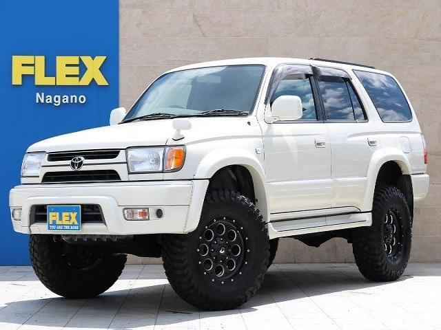 トヨタ 2.7 SSR-X ホワイトプレミアム 4WD 背面レス