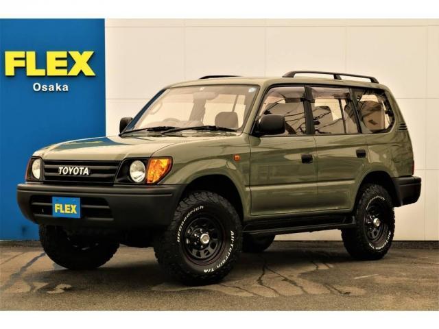トヨタ 2.7TX 4万km 前期型フルフラット内装 内外装新品部品