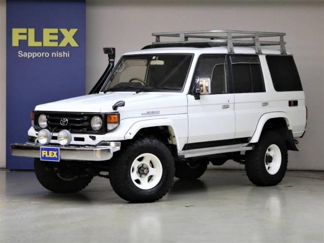トヨタ ZX 公認リフトUP ブラットレーV 本州仕入 4WD