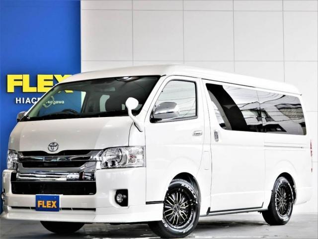 トヨタ 2.7 GL ロング ミドルルーフ 4WD バージョンII