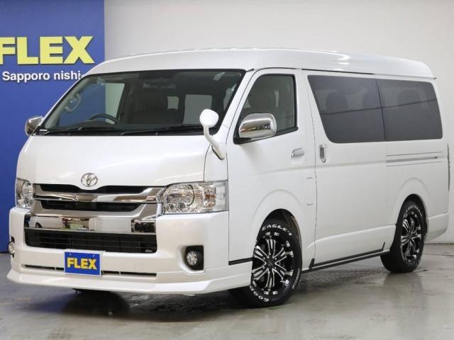 トヨタ 2.7 GL ロング ミドルルーフ4WD FLEX Ver2
