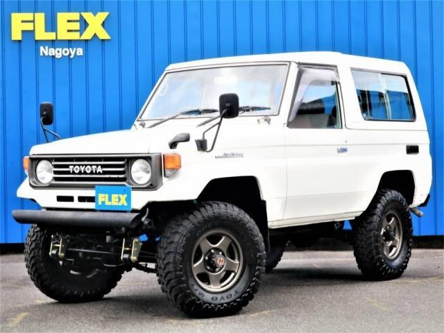 トヨタ 4.2 LX FRPトップ ディーゼル 4WD