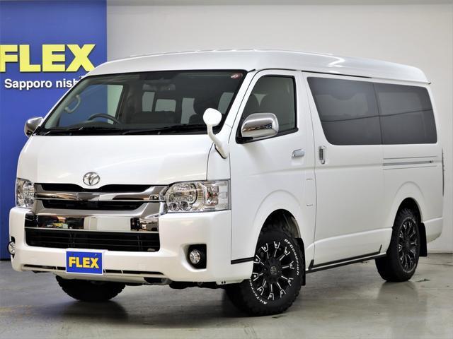 トヨタ FLEXアレンジR1 ナビ ETC フリップダウンモニター