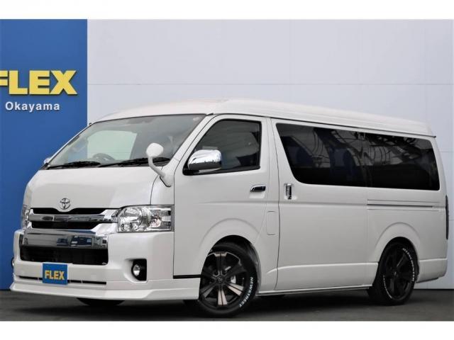トヨタ 2.7 GL ロング ミドルルーフ