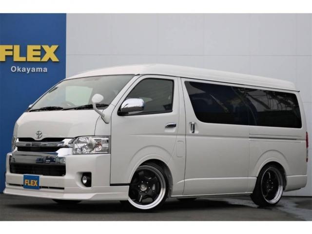 トヨタ 2.7 GL ロング ミドルルーフ TSS付