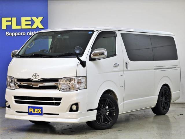 トヨタ 新品FLEXリップ 新品バッドラッカーAW 新品シートカバー