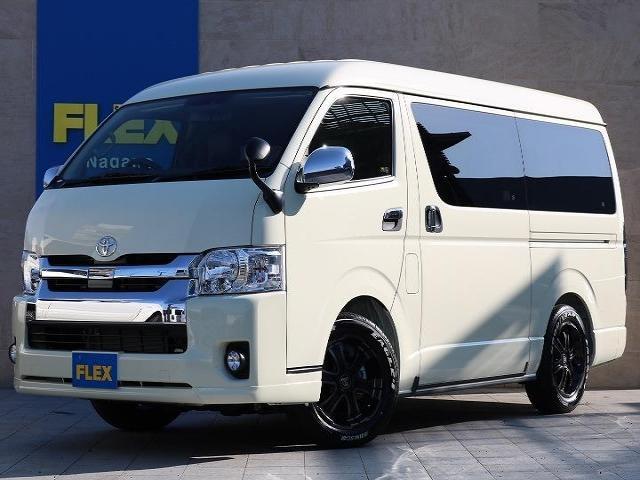 トヨタ 2.7 GL ミドルルーフ 4WD 内装架装アレンジR1