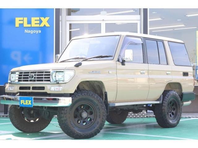 トヨタ 3.0 SX ディーゼルターボ 4WD 買取直販