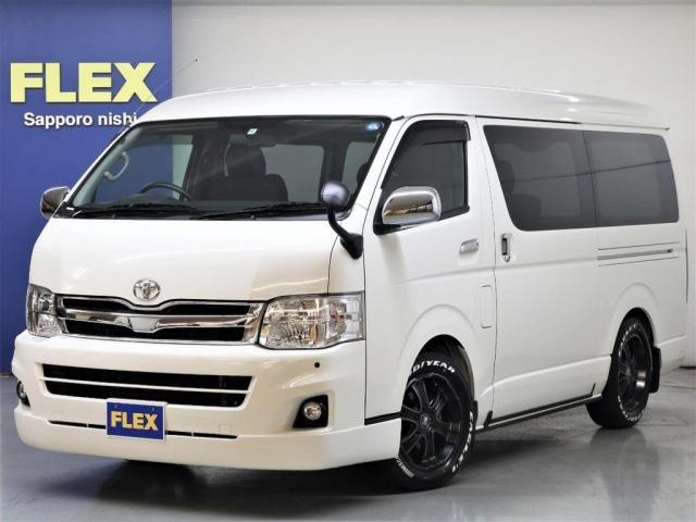 トヨタ 4WD FLEXDelf01AW 新品FLEXリップ