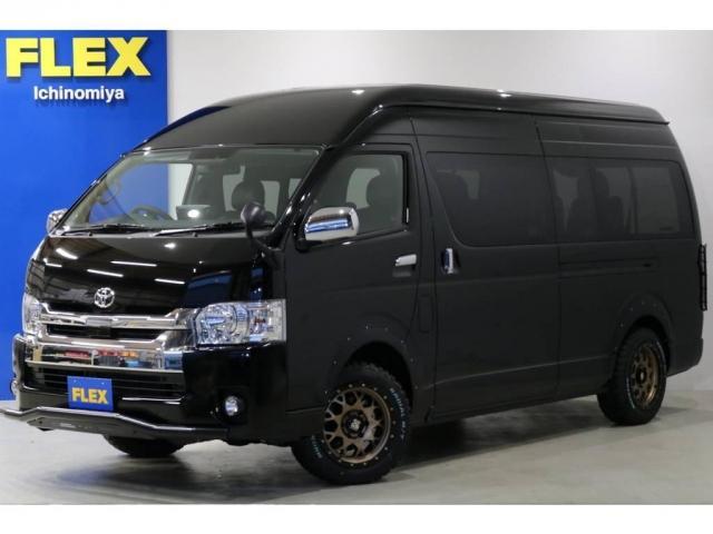 トヨタ 2.7 グランドキャビン 4WD 202特設ブラック