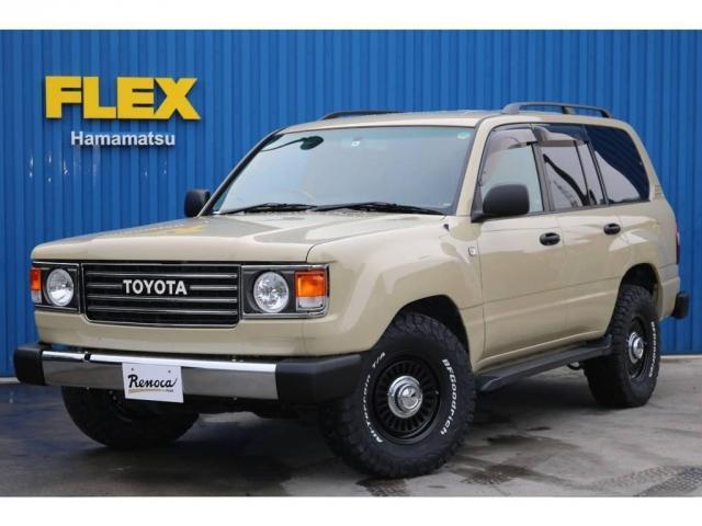 トヨタ 4.7 VXリミテッド 4WD Renoca106 丸目換装