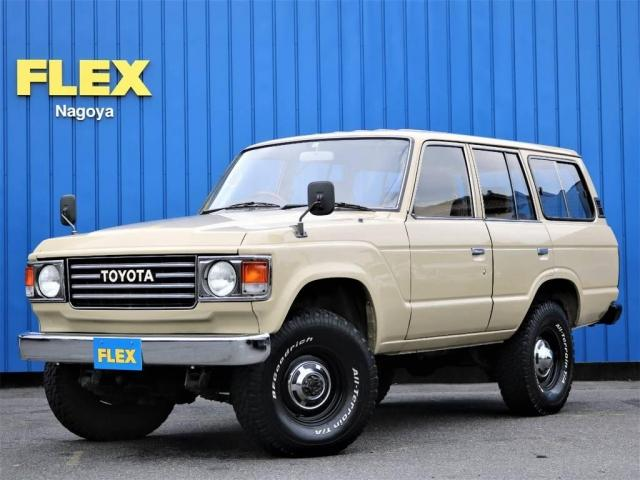 トヨタ VX ハイルーフ 4WD 丸目ロールーフ フェンダーミラー