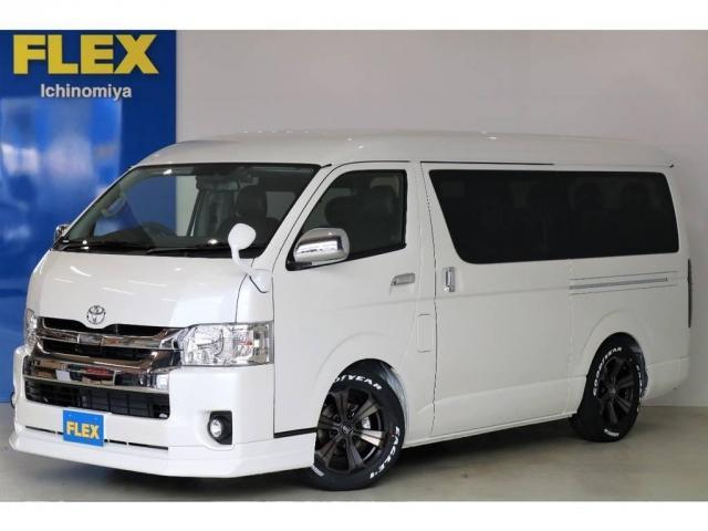トヨタ 2.7 GL ロング ミドルルーフ TSS付Vre2