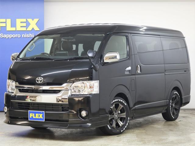 トヨタ FLEXアレンジR1内装架装 アルパインBIG-X ETC