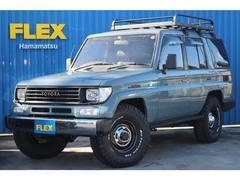 ランドクルーザープラド3.0SX ディーゼルターボ 4WD アンヴィル 新品タイヤ