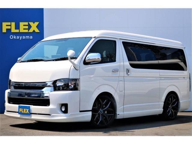 トヨタ 2.7 GL ロング ミドルルーフ レガンス × FLEX