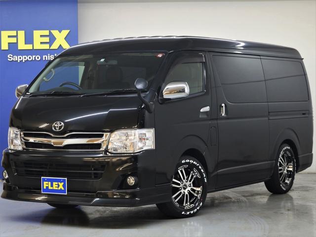 トヨタ 新品FLEXベッドキット 新品Delf02AW 4WD