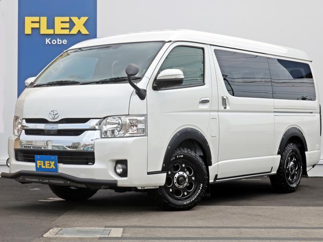 トヨタ 2.7 GL ロング ミドルルーフ 4WD FLEX