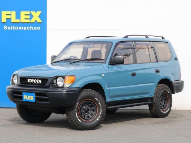 トヨタ 3.0 TX ディーゼルターボ 4WD ロングボディ