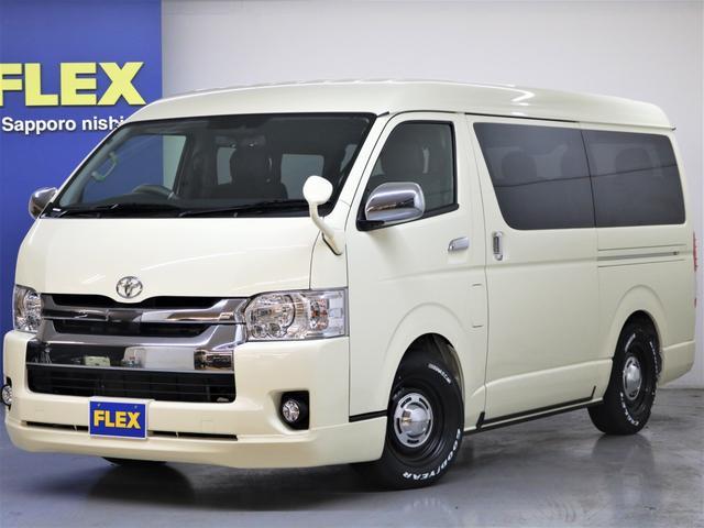 トヨタ FLEX REV2内装架装 フルフラット ナビ フリップ