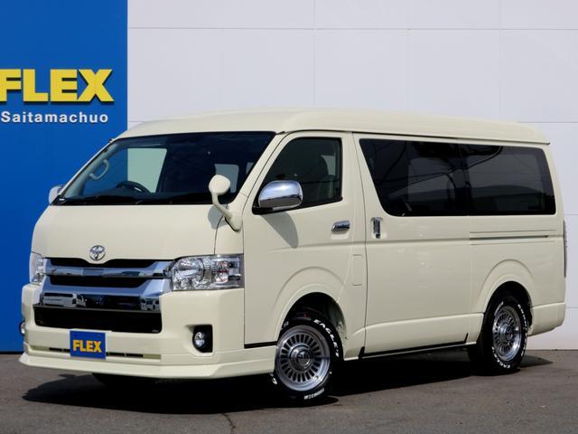 トヨタ 2.7GL 4WD New内装アレンジVer1 トリプルナビ