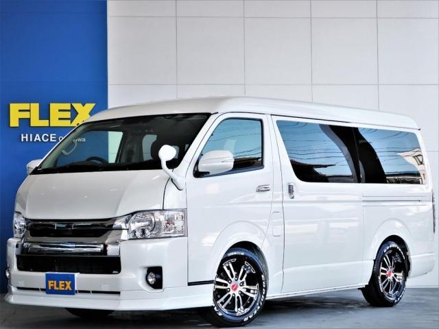 トヨタ 2.7 GL ロング ミドルルーフ FLEXカスタム