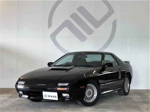 マツダ GT-R ワンオーナー 圧縮比計測済み車両