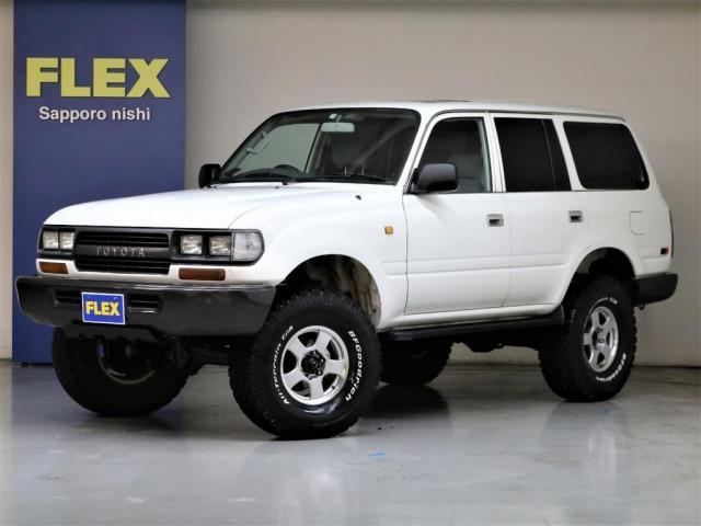 トヨタ GX ディーゼル 角目4灯フェイス キーレス 本州仕入れ車